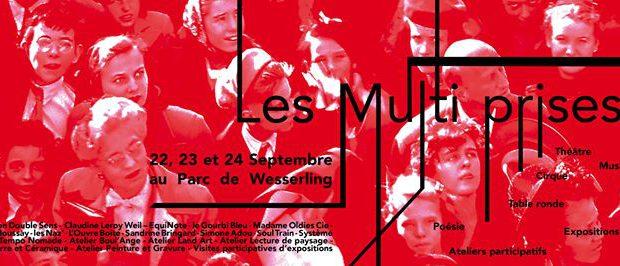 Le festival Multi-Prises s'installe au Parc Wesserling de Mulhouse, du 22 au 24 septembre.