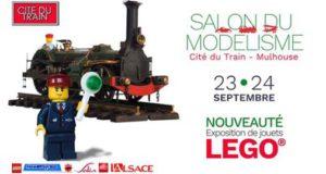 Les 23 et 24 septembre, rendez-vous à la Cité du Train pour deux jours d'exposition au sein d'une des plus prestigieuses collections ferroviaires du monde, un cadre unique où le réel côtoie la miniature.