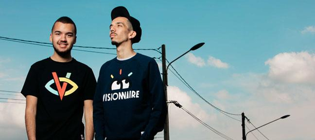 Les frères rappeurs toulousains, Big Flo Oli repartent sur les routes dès cet automne et seront en concert à la Laiterie le 1er octobre !