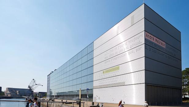 A l'occasion des Audiofolies qui se sont tenues le 15 septembre à la Médiathèque André Malraux, pendant les Bibliothèques Idéales de Strasbourg, quatre lauréats ont été récompensés.