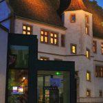 C'est dans la commune d'Andlau, que le centre d'interprétation du patrimoine, Les Ateliers de la Seigneurie pointe le bout de leur nez.