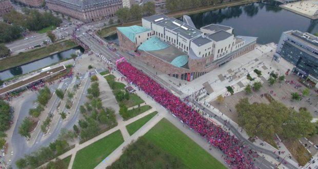 L'édition 2017 de la Strasbourgeoise se tiendra ce dimanche, 8 octobre. Rendez-vous à 9h30, route de Vienne pour la course à pied et à 9h40 à Rivetoile pour la marche (épreuve mixte).