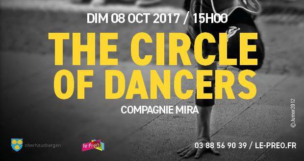 La compagnie Mira, en partenariat avec le PréO, organisent le battle The Circle Of Dancers 5e édition, le dimanche 8 octobre au PréO.