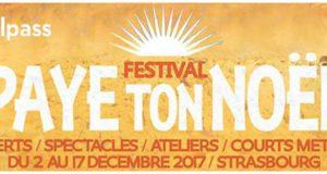 Paye Ton Noël vient de dévoiler les noms des groupes et artistes qui composent la programmation du festival, qui se tiendra du 2 au 17 décembre.