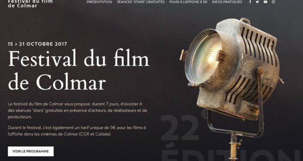Depuis sa création, le Festival du Film de Colmar « 7 jours pour le 7e Art » a reçu près de 600 personnalités du monde du cinéma et de la télévision. La 22ème édition se tiendra du 15 au 21 octobre.
