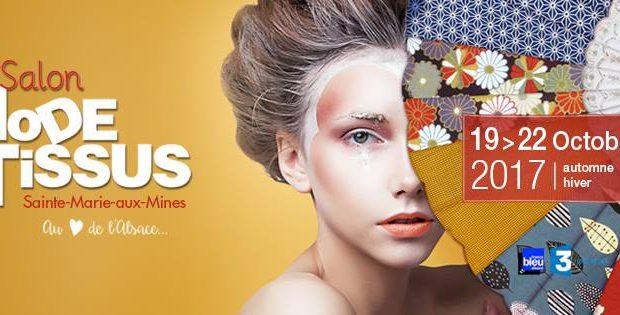 Rendez-vous du 19 au 22 octobre pour la nouvelle édition de Mode & Tissus, au Val d'Argent à Sainte-Marie-Aux-Mines.