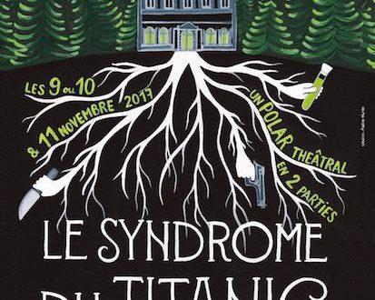 Du 9 au 11 novembre, la salle du Parc de Ribeauvillé se transformera en vrai polar théâtral, à l'occasion du spectacle Le syndrome du Titanic donné pour les 10 ans de l'association La Caravane des Illuminés Avertis.