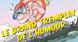 Place aux jeunes talents de l'humour ! Le 11 novembre, le Grand Tremplin de l'Humour revient pour une nouvelle édition aux Tanzmatten de Sélestat.