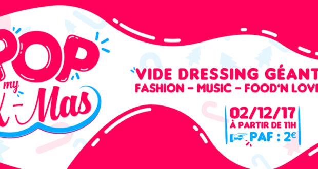 Après une première édition réussie, en mai 2016, la bloggeuse Cha Perché renouvelle le concept et propose un nouveau vide dressing géant, le samedi 2 décembre, à partir de 11h au 10 rue des Mérovingiens à Strasbourg.