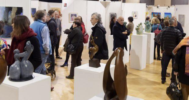 Le Salon des 40 aura lieu du 17 au 19 novembre, au Forum de Saint-Louis. Au programme : trois jours d'exposition mettant la création contemporaine amateur du Grand Est à l'honneur.