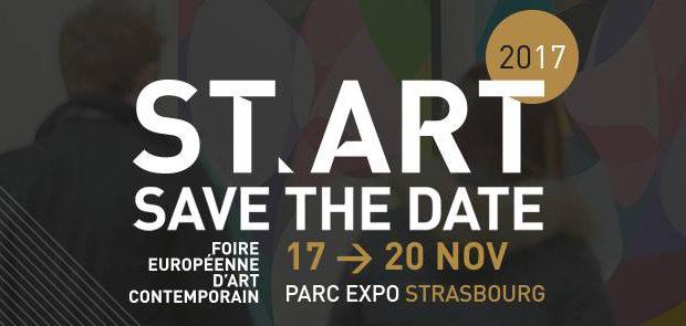 Du 17 au 20 novembre, se tiendra au Parc des Expositions de Strasbourg, la 22ème édition de la Foire Européenne d'Art Contemporain, St-Art.