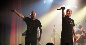 Découvrez Les Motivés, le groupe composé de Mouss & Hakim (Zebda), Idir, Gari Grèu (Massilia Sound System) et Karimouche, à l'Illiade, le mardi 28 novembre pour un concert protestataire, dans le cadre du festival Strasbourg-Méditerranée.