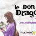 Le Don des Dragons fête ses 15 ans cette année, du 25 au 26 novembre, au Centre Culturel de l'ARES.