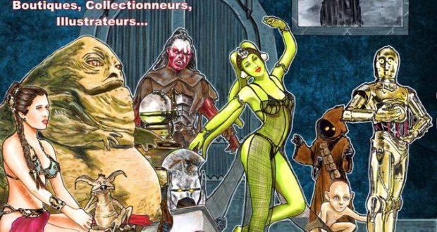 Le salon SF Connexion c'est le rendez-vous alsacien de tous les fans de science-fiction et du fantastique. Rendez-vous les 25 et 26 novembre à l'Espace Rive Droite de Turckheim pour deux jours de convention.