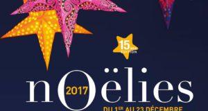Comme chaque année, les Noëlies proposent des concerts et des animations sur l'ensemble du territoire alsacien durant la période de l'Avent et s'attachent à défendre et promouvoir des valeurs d'échange et de partage liées aux traditions de Noël.