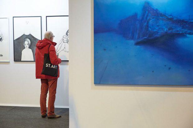 La foire européenne d'art contemporain, St-Art s'est tenue du 17 au 20 novembre. Retour sur cette 22ème édition.