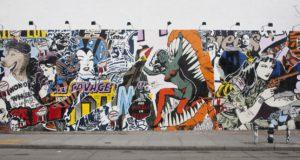 FAILE, collectif Street Art basé à Brooklyn, débarque à Strasbourg