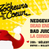 Pour la 13ème année consécutive, Zone 51 propose la soirée caritative les Rockeurs ont du Cœur, le 23 décembre, aux Tanzmatten de Sélestat.