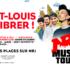 Après le concert donné à Haguenau, le 9 septembre dernier, c'est la ville de Saint-Louis qui s'apprête à accueillir les stars d'NRJ, sur une même scène, pour une soirée spéciale, le 9 décembre au Forum.