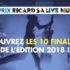 L'artiste strasbourgeoise, Claire Faravarjoo fait désormais partie des 10 finalistes du prix Ricard S.A Live Music !