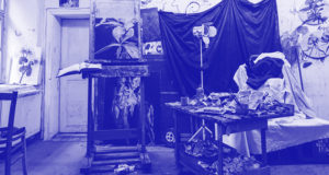 Chaque mois de mai, depuis 1999, Accélérateur de Particules propose deux week-ends de visites d'ateliers d'artistes, partout en Alsace, à l'occasion des Ateliers Ouverts.