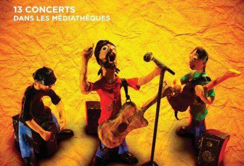 Comme chaque année au mois de janvier, les Médiathèques de Strasbourg et de l'Eurométropole mettent à l'honneur les artistes musicaux locaux, lors de 13 concerts, dans les 13 Médiathèques du réseau, jusque dans le Bibliobus, du 6 au 27 janvier.