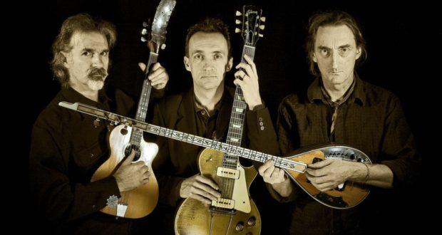 « World-Rock », « Rock du monde »,... Comment qualifier la musique des Triaboliques ? Le trio sera en concert le vendredi 12 janvier, à la Salle du Cercle.