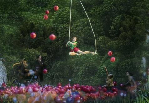 Le spectacle de cirque vidéo et d'arts numérique, Bosch Dreams, proposé par le collectif québécois Les 7 doigts de la main, sera proposé en exclusivité le 6 février au Théâtre de la Coupole de Saint-Louis.
