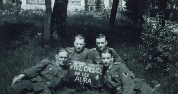 résistant pendant la seconde guerre mondiale