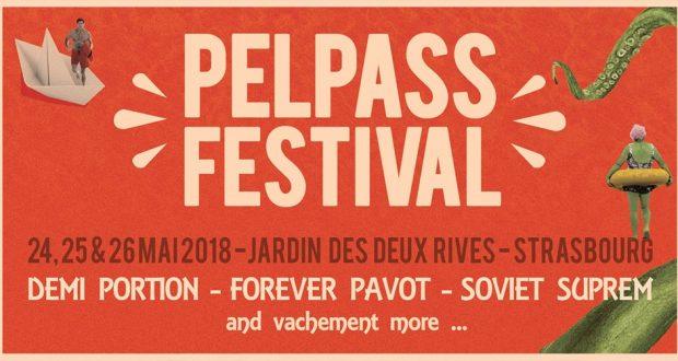 Pelpass Festival 2018 - Les premiers noms