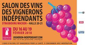 L'événement dédié aux connaisseurs et amoureux du vin, le Salon des Vins des Vignerons Indépendants revient à Strasbourg pour sa 25ème édition, pas moins d'un quart de siècle, du 16 au 19 février au Parc des Expositions.