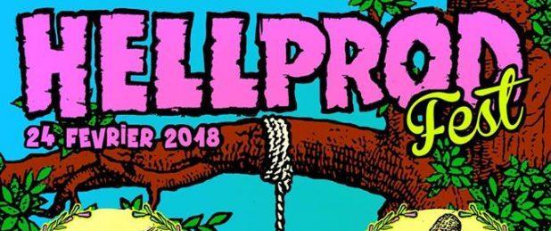 Depuis 2006, Hell Prod s'associe avec des artistes qui ont vendu leur âme au diable à une intersection, par une nuit sans lune. Et après 10 ans de collecte d'âmes, le label organise son premier festival avec une soirée 100% grosse patate dans tes chicots : Le Hell Prod Festival, le samedi 24 février à la Maison Bleue.