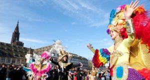La grande cavalcade - Carnaval de Strasbourg