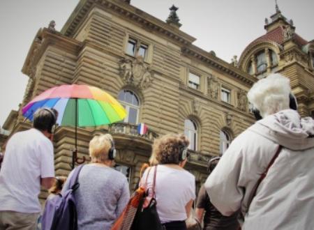 À l'occasion de l'événement national La Semaine du Son, qui se tiendra du 7 au 11 février, la Cie Le Bruit qu'Ça coûte investit deux lieux Strasbourgeois : le Shadok et le CINE de Bussièrre.