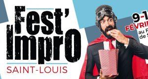 Le Fest'Impro de Saint-Louis revient du 9 au 11 février pour sa 13e édition. Ce festival est un événement incontournable dans le monde de l'improvisation théâtrale.