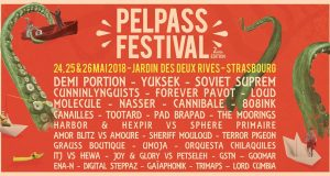 Pelpass Festival 2018 - Programmation Complète