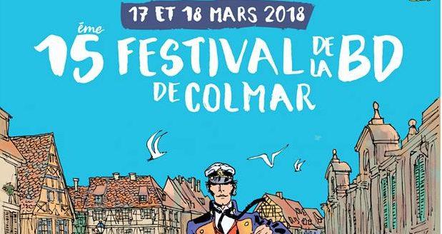 Avis aux amateurs de BD Haut-Rhinois ! Rendez-vous au Koïfhus de Colmar les 17 et 18 mars pour la 15e édition du Festival de la BD de Colmar, organisé par l'Esprit BD. L'événement fêtera cette nouvelle édition avec de nombreux auteurs internationaux, invités pour l'occasion.