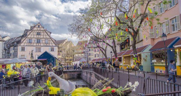 À Colmar, le retour de la belle saison sera vraiment célébré comme il se doit !Colmar met ses habits de fête et célèbre le retour des beaux jours à l'occasion de « Colmar fête le Printemps », du 29 mars au 15 avril.