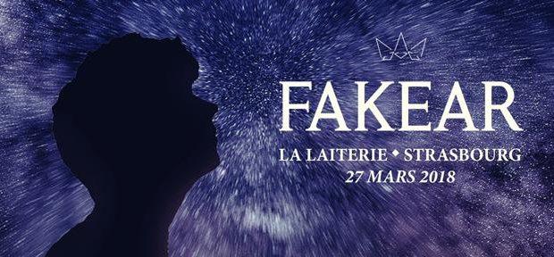 """Pour finir le mois de mars en beauté, c'est un grand nom de la scène électronique qui foulera la scène de la Laiterie: Fakear ! Rendez-vous le mardi 27 mars à partir de 20h pour passer une soirée inoubliable, aux côtés de cet artiste qui a présenté en novembre dernier son dernier EP """"Karmaprana""""."""