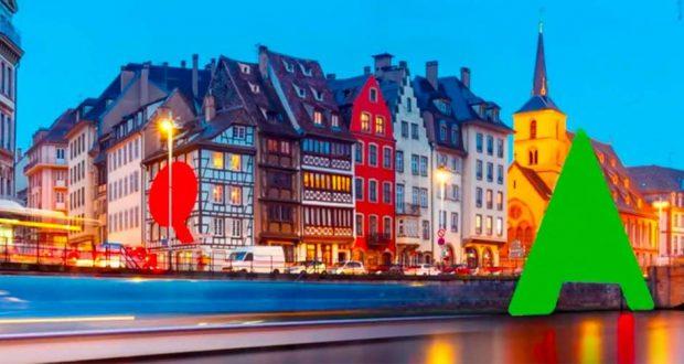 Du 3 au 13 mai, des œuvres d'art monumentales symbolisant nos industries alsaciennes, réalisées par les artistes en collaboration avec les entreprises investiront les places publiques strasbourgeoises : une première en France, une première pour Strasbourg, une première pour l'industrie !