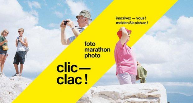 Suite au succès rencontré lors des cinq premières éditions, La Chambre et la Kunstschule Offenburg organisent pour la sixième année consécutive Clic-Clac !, un projet original, novateur et mobilisateur, qui se tiendra le 12 mai à Strasbourg et Offenburg.