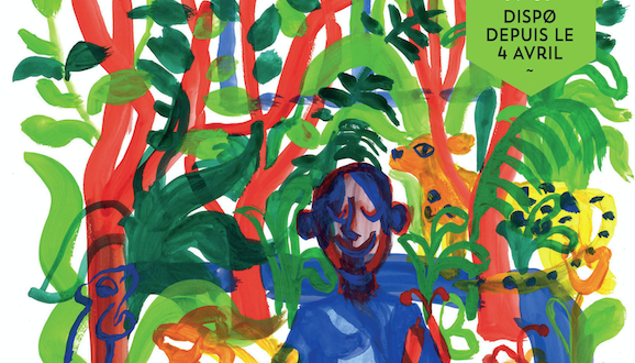 Interview de notre artiste du mois d'avril (Coze Magazine #67), Blandine Denis, illustratrice.