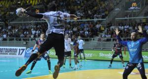 Après la victoire de Montpelier l'an dernier, l'Euro-tournoi de Handball de Strasbourg revient pour une nouvelle édition, du 23 au 26 août 2018.