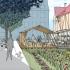 L'Asso Akpé (rue du Jeu des Enfants) et le Collectif Permis de Planter (Les 48H de l'agriculture urbaine) ont un nouveau projet associatif commun : L'Arrosoir, un nouveau site urbain expérimental en plein quartier du Neudorf...