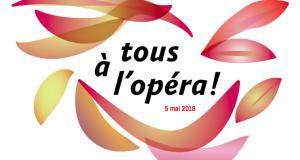 Cette année l'Opéra national du Rhin et le Ballet participent à l'événement national Tous à l'opéra le samedi 5 mai ! Au programme de cette journée festive : des activités et des répétitions ouvertes de l'Opéra et du Ballet, à Strasbourg et à Mulhouse, accessibles gratuitement à tous, pour le plaisir de la découverte des art lyrique et chorégraphique!