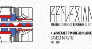 """Le samedi 14 avril, la sneakers fera le show au Shadok à l'occasion de """"Réflexion"""", un événement organisé parSneakers Empire, en collaboration avec Le Shadok, l'AV Lab-Fablab et leFabCafe."""