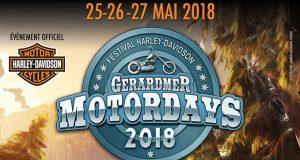 Événement officiel Harley-Davidson, ouvert à toutes les motos, les Gérardmer Motordays, c'est le rendez-vous des motos de légende, choppers, bobbers, showbikes, préparations, où vous pouvez profiter de nombreuses animations, expositions, balades, exposants, mais aussi de nombreux concerts incroyables...