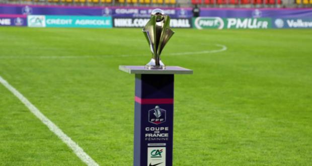 La finale de l'édition 2017-2018 de la Coupe de France féminine se jouera le jeudi 31 mai, à 21h, au Stade de la Meinau de Strasbourg.