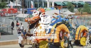 Les 26 et 27 mai, l'événement phare de la culture « faire soi-même » et du bricolage, leStrasbourg Mini Maker Faire, revient pour développer, sur la Presqu'île Malraux et au Shadok, un énorme playground d'ateliers, d'animations, de conférences et d'inventions toujours plus surprenantes !