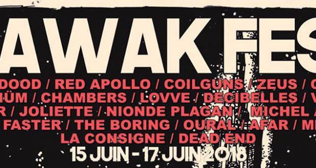Les joyeux lurons d'Itawak Records sont extrêmement fiers de présenter la première édition de l'Itawak Fest, qui se déroulera du vendredi 15 au dimanche 17 juin, aux studios Kawati.